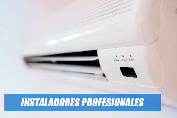 instalador de aire acondicionado en alicante