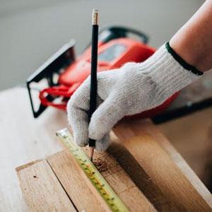 servicios de carpintería