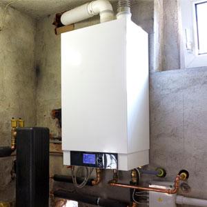 servicio de reparación de calderas