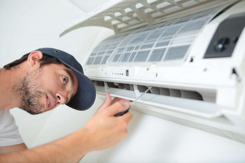 reparación aire acondicionado marca bosch en alicante